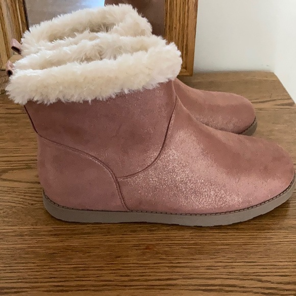 Cat Jack Big Girls Ankle Boots Size